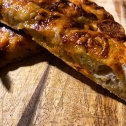 Sourdough Pizza #1